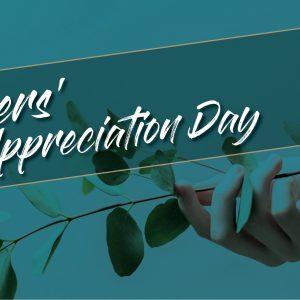 Helpers' Appreciation Day